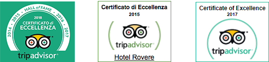 Hotel Rovere Recensito su